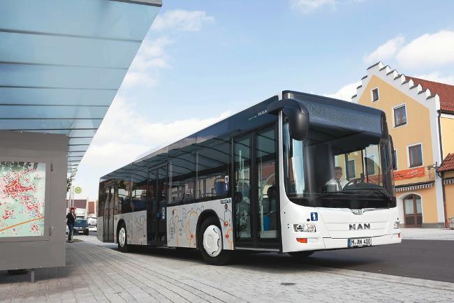 MAN доставя 106 автобуса за Будапеща
