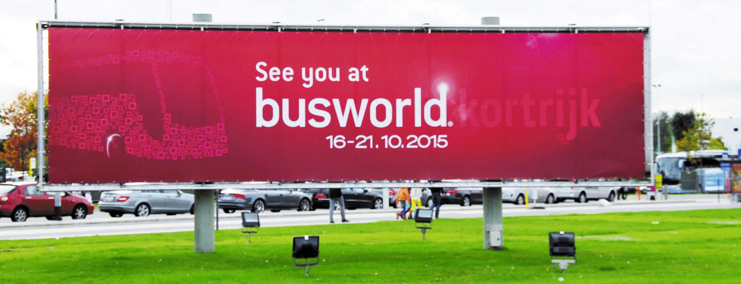 Busworld Kortrijk 2013: Евро-6 плюс електрификация