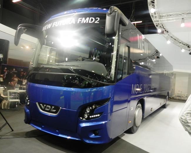 VDL доставя 44 автобуса за шведската компания