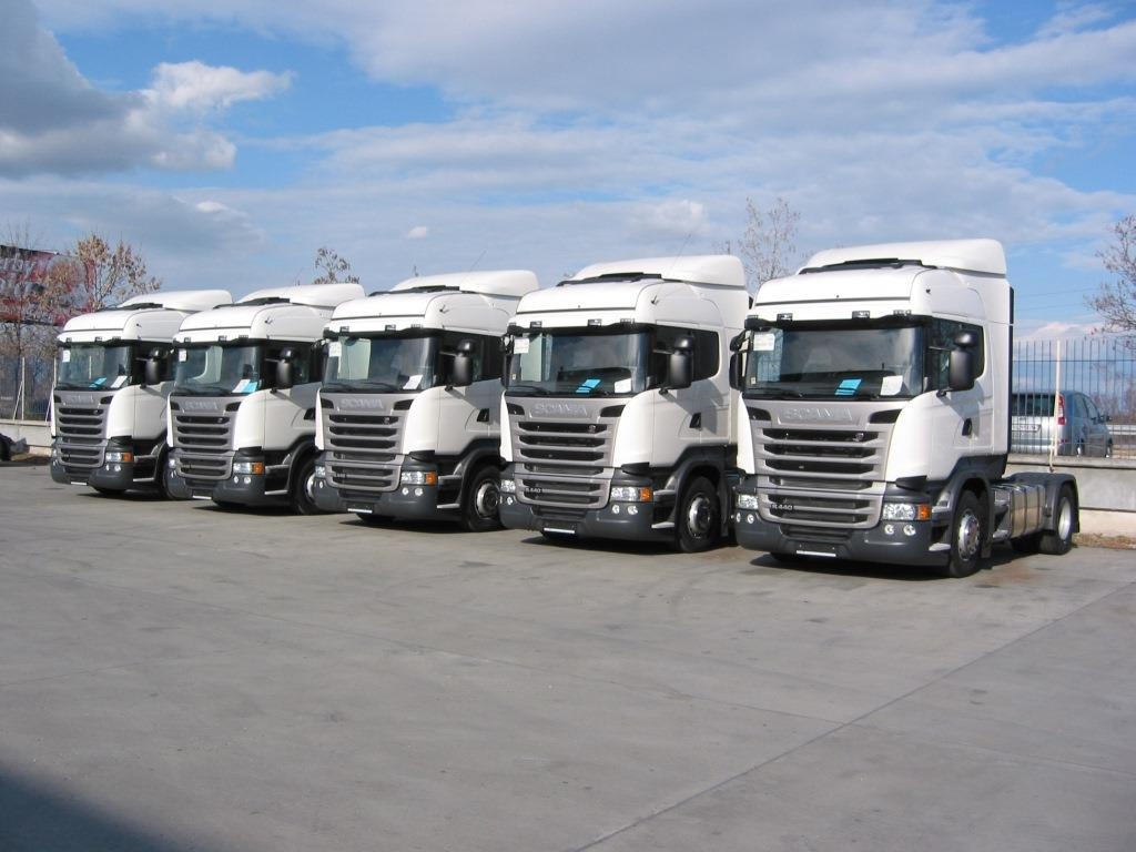 Агри-М достави 6 нови влекача Scania Streamline на Викизар ООД