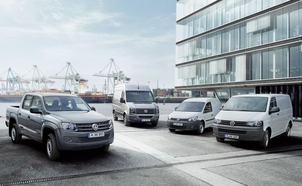 7,2% ръст в продажбите на ванове VW в Европа през първото четиримесечие