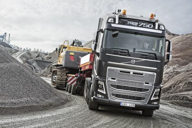 Volvo FH16 Евро-6 вече е в серийно производство