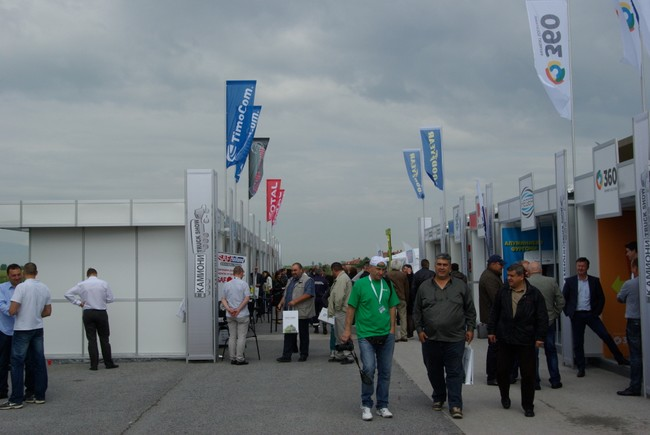 More Than 2,400 Visitors Attended Truck Show KAMIONI 2014