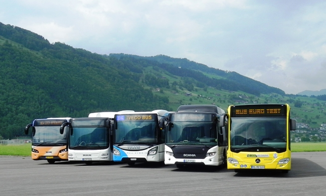 Кой ще бъде Автобус на годината 2015