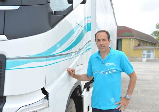 Пламен Иванов от Плевен е победителят в състезанието на Volvo за икономично шофиране
