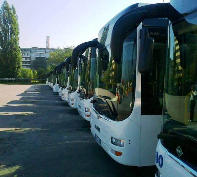 Първите 20 MAN Lion's City G CNG вече са в София