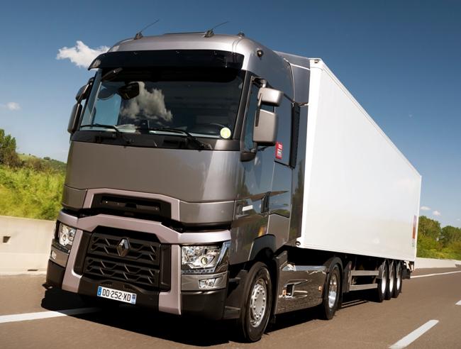Renault Trucks гама Т е Камион на 2015 година