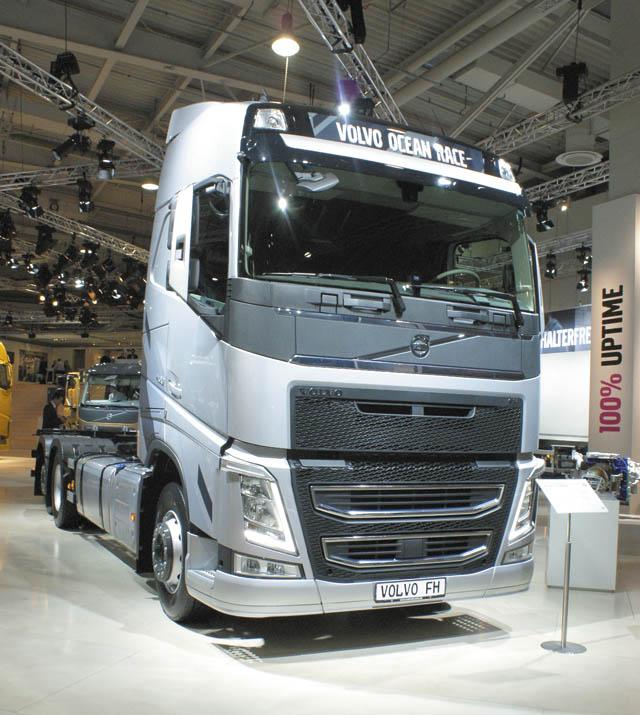 Volvo Trucks – световна премиера на I-Shift с два съединителя