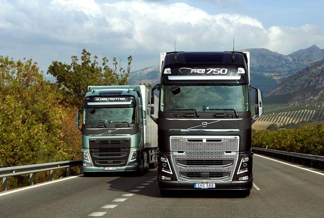 Първи тестове на Volvo I-Shift Dual Clutch