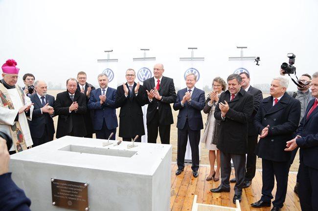 VW изгражда втори завод в Полша