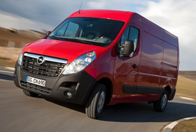 Анализ на DEKRA за дефектите показва, че Opel Movano е №1 в транспортния клас