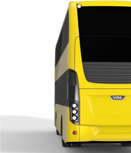 VDL ще произвежда двуетажен градски автобус