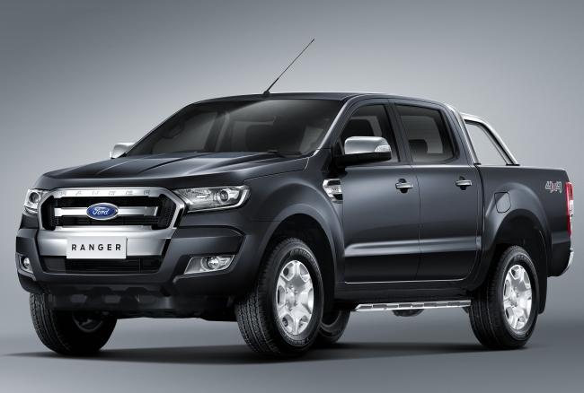 Ford показа новия Ranger