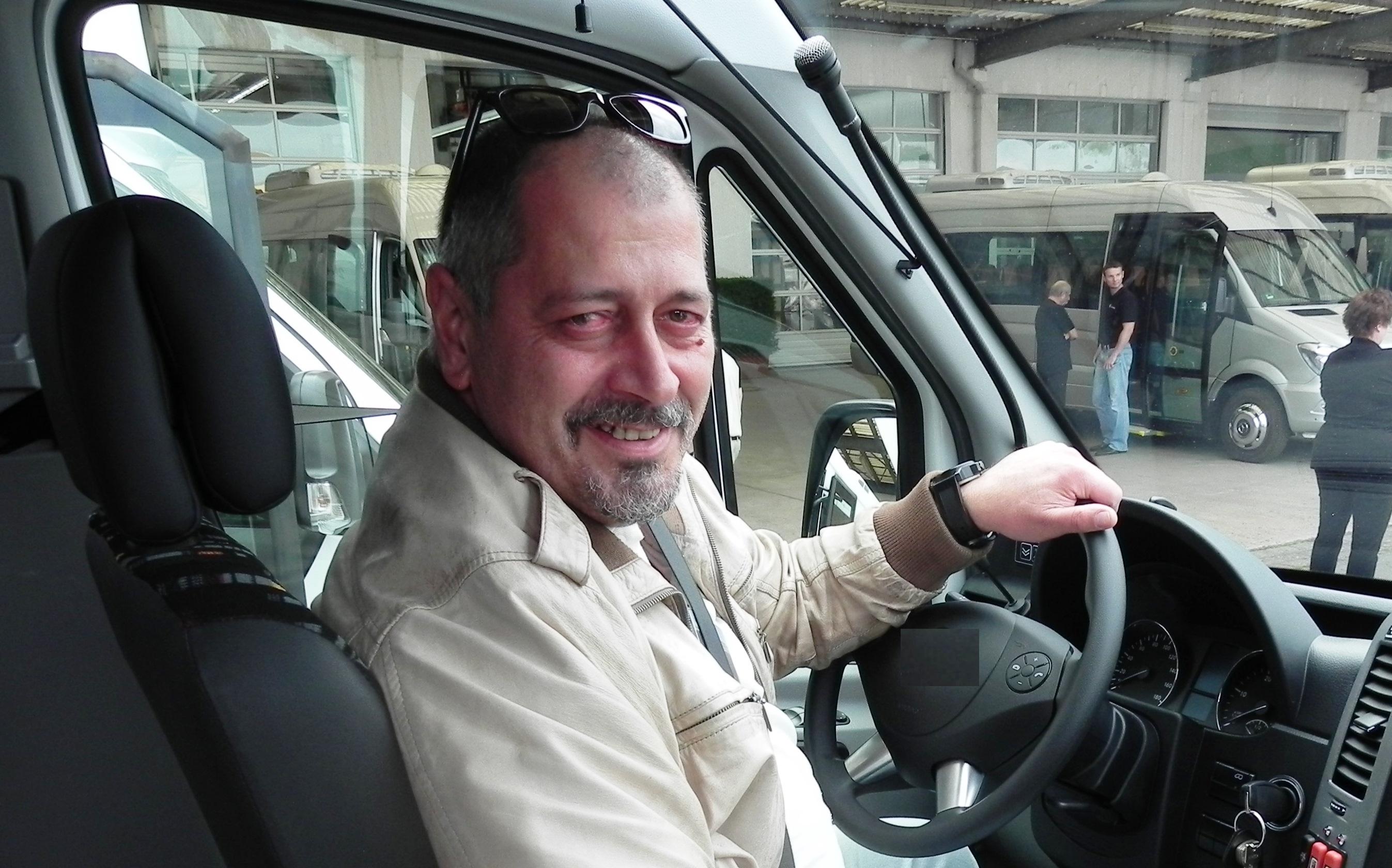 България има нов представител в журито International Van of the Year