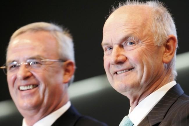 Фердинанд Пиех напусна Volkswagen Group