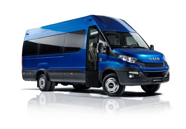 Iveco Bus на Truck Show КАМИОНИ 2015