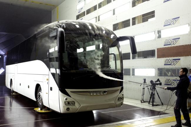 Iveco Magelys Tourism: непрестанно усъвършенстване за по-добри характеристики