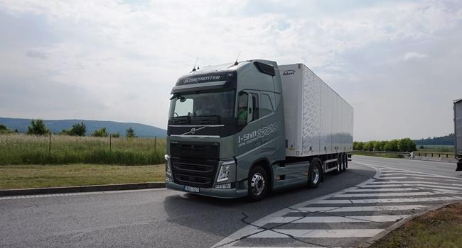 Тестове на Volvo FH 500 I-shift Dual Clutch с измерване на разхода на гориво