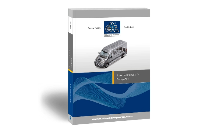 Нов каталог на DT Spare Parts за Sprinter и Crafter