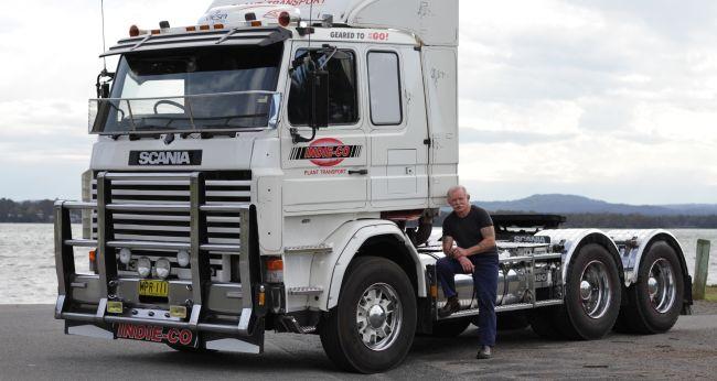 Заслужена пенсия след 5,3 млн. км за една австралийска Scania 113M