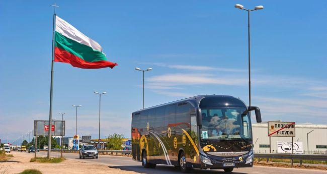 Iveco Magelys e Автобус на годината 2016