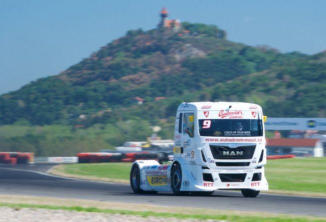 Europart в състезанията за камиони ETRC
