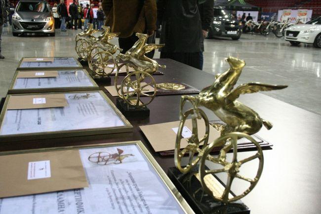 Четири вана за работа участват в конкурса Кола на годината в България