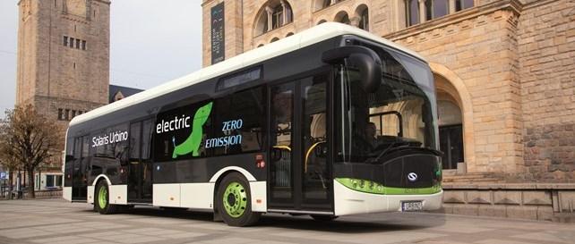 Solaris Urbino 12 electric е автобус на годината в Испания