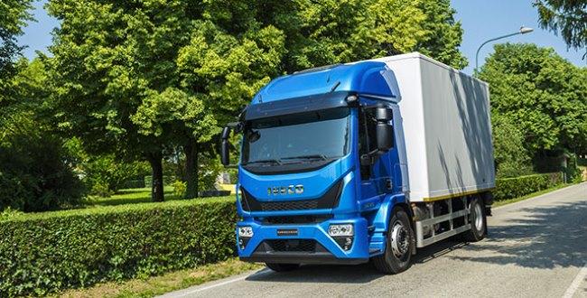 Новият  Iveco Eurocargo е избран за  Камион  на 2016 и в Испания