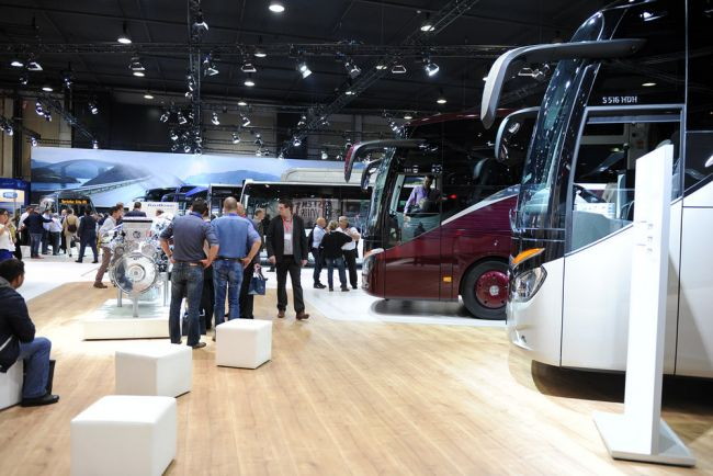 Busworld Русия през октомври