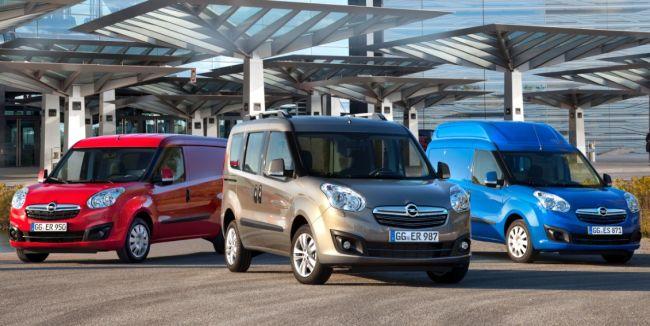 Opel Combo блести в отчета на DEKRA