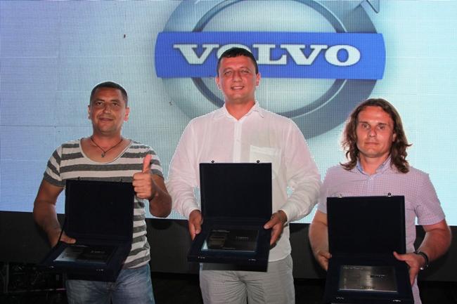 Стефан Памуклийски е българският шампион във Volvo Drivers Fuel Challenge 2016