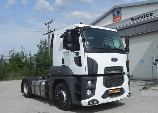 Влекач Ford Trucks Евро-6 с първа доставка в България