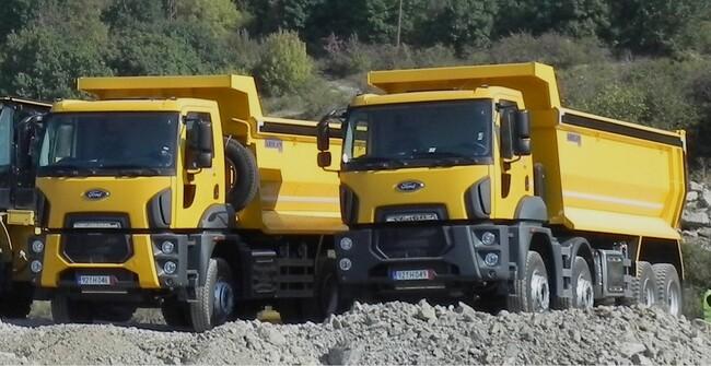 Ford Trucks и Булавто - партньори в България