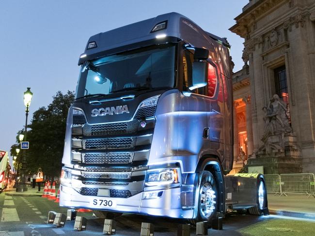 Новата Scania e Камион на годината 2017