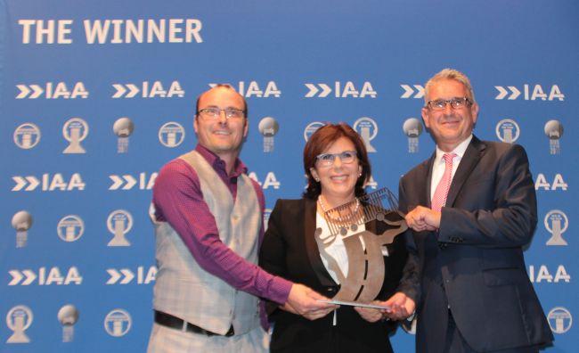 Връчиха наградата Автобус на 2017 г. на Solaris