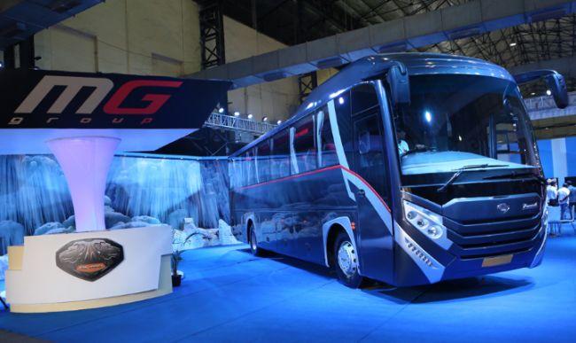 Busworld India 2016