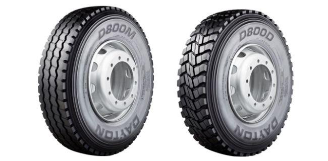Новите гуми Dayton On/Off за товарни автомобили