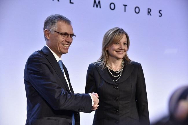 Собственикът на Peugeot закупи Opel