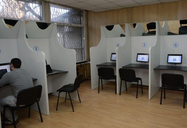 Проверка на системата за контрол на изпитите