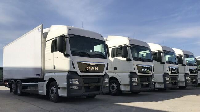 Нови доставки на MAN TGX за Интер ЕС и Бето Транс