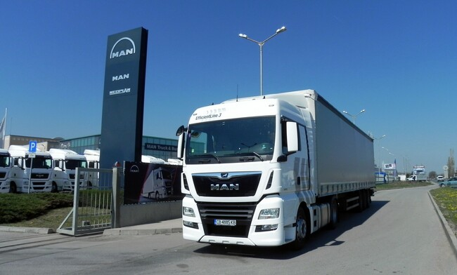 Тест: MAN TGX 18.500 Efficient Line 3
