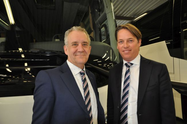 Хенк Копенс оглави VDL Bus & Coach