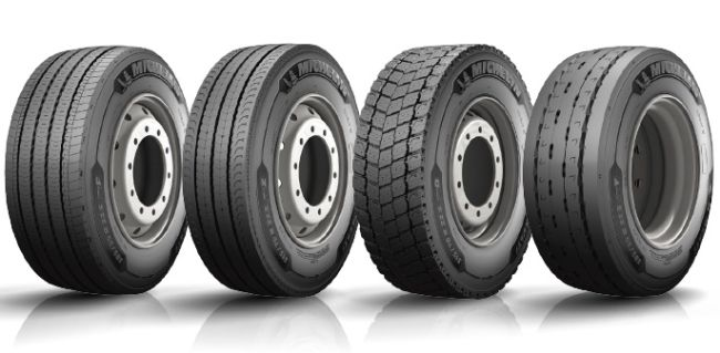 Ново поколение гуми Michelin за регионален транспорт