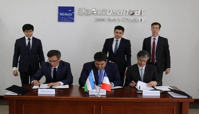PSA Group и SC Uzavtosanoat ще произвеждат ванове в Узбекистан