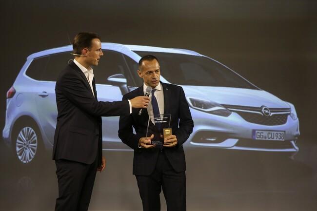 Opel Zafira е шампион по остатъчна стойност при компактните ванове за 2017 г.
