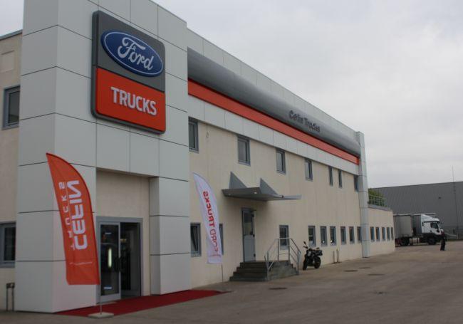 Ford Trucks откри най-големия си център на Европа