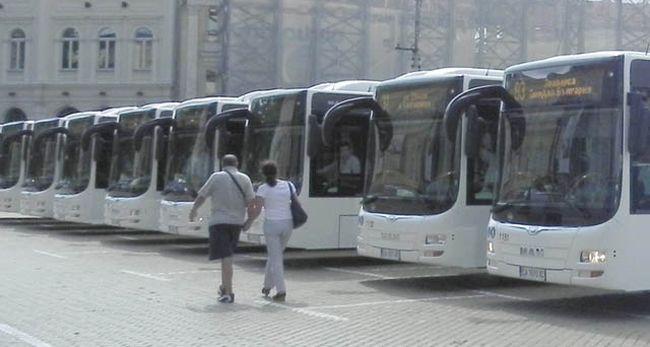 Конкурс за 120 нови газови автобуса в София