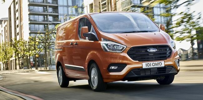 Новият Ford Transit Custom - генерална ревизия