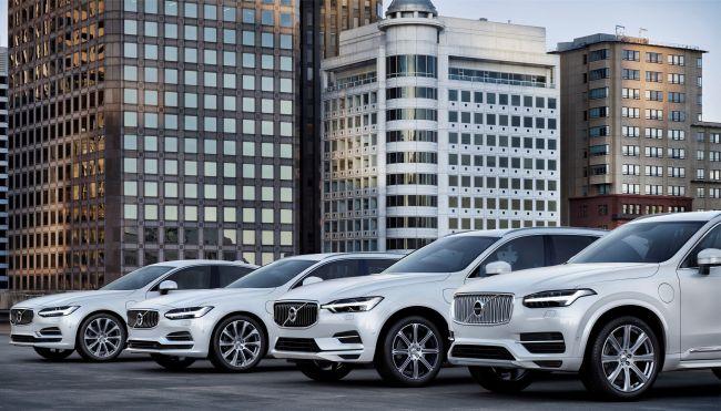 От 2019 г. всяко Volvo ще има и електрически двигател